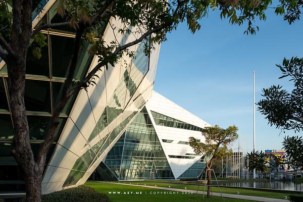BU Diamond, Bangkok University