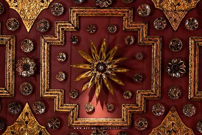 Phra Ubosot, Wat Suwandararam