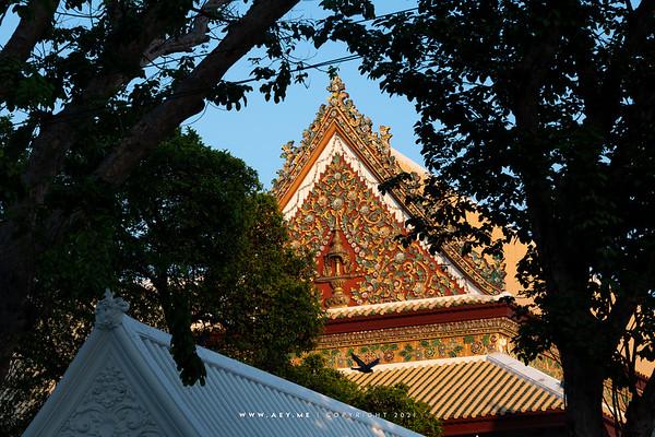 Phra Ubosot, Wat Bowonniwet (Wat Bowon)
