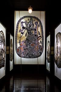 Wat Khanon Nang Yai Museum, Ratchaburi