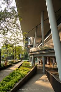 Imagine Village, Bangkok University