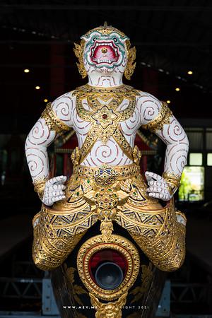 The Royal Barge Museum, Bangkok