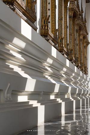 Phra Ubosot, Wat Pho (Wat Phra Chetuphon)