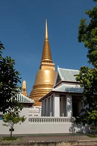Phra Chedi, Wat Bowonniwet