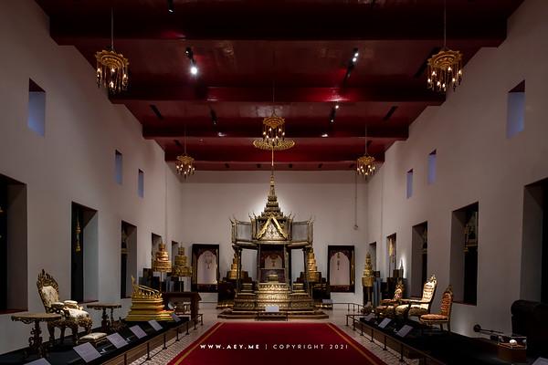 Vaayusathanamarate Hall, National Museum Bangkok