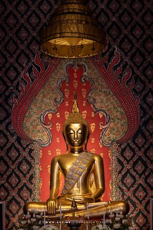 Phra Phuttha Molilokanart, Wat Molilokkayaram