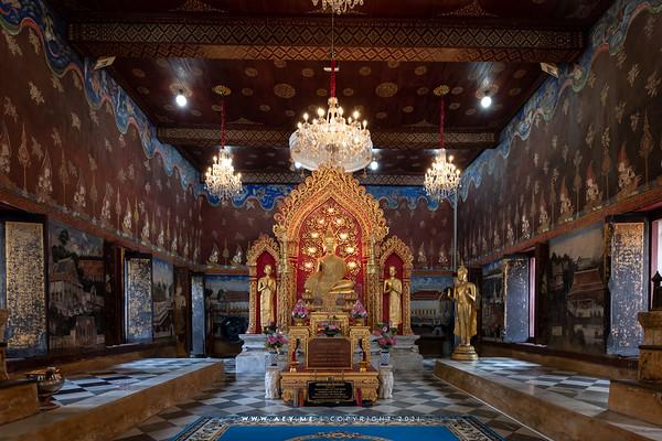 Phra Vihara, Phra Vihara, Wat Senasanaram, Ayutthaya