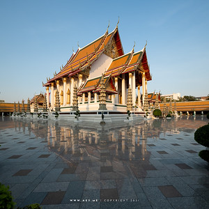 Phra Vihara, Wat Suthat Thepwararam
