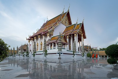 Time Lapse - Wat Suthat 1