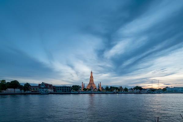 Time Lapse - Wat Arun 1