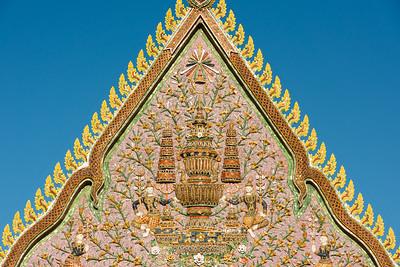 Phra Ubosot, Wat Debsirin พระอุโบสถ