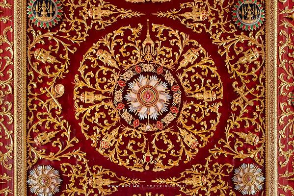 Phra Ubosot, Wat Debsirin