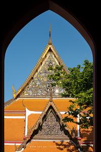 Phra Mondop, Wat Mahathat Yuwaratrangsarit
