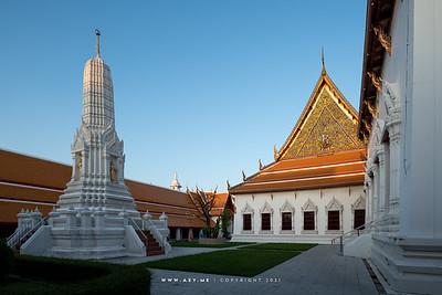 Phra Ubosot, Wat Mahathat Yuwaratrangsarit