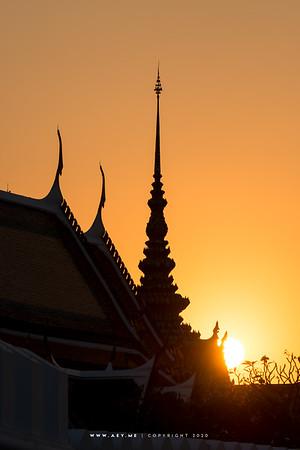 Phra Sawet Kudakhan Wiharn Yod Buddha Image Hall, Wat Phra Sri Rattana Satsadaram (Wat Phra Kaew), Grand Palace