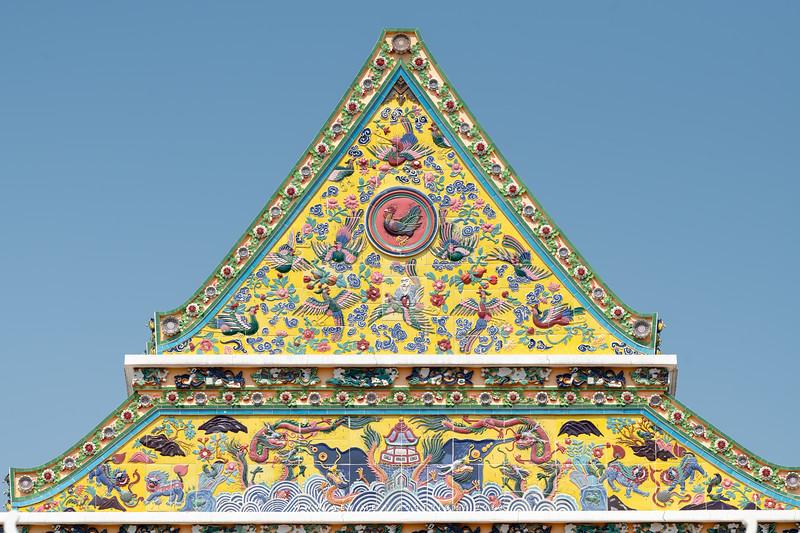 Phra Vihara, Wat Ratcha Orasaram