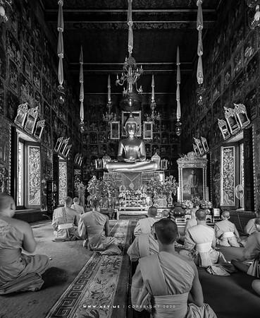Phra Ubosot, Wat Ratcha Orasaram