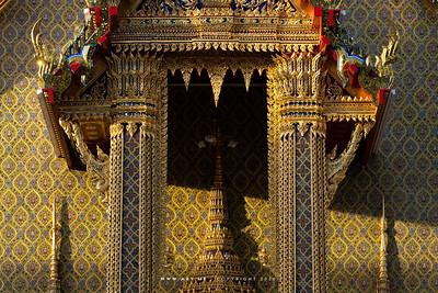 Phra Ubosot, Wat Ratchabophit