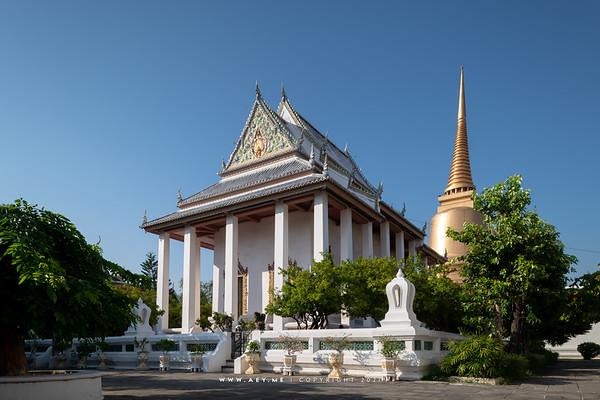 Phra Ubosot, Wat Somanat