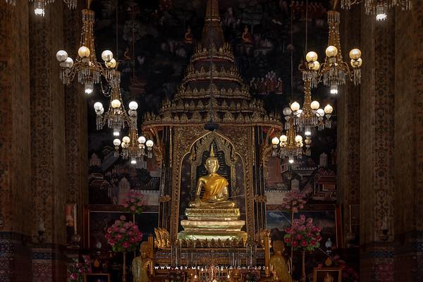 Phra Sambuddha Somanas Wattanavadi Natbophit, Phra Vihara, Wat Somanas