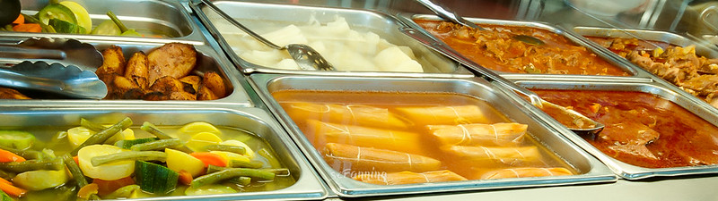 Savory images of the hot delicious entrees served daily at the Hialeah Latin American Restaurant & Cafeteria in Hialeah Fl where the service is exceptional and the price affordable.