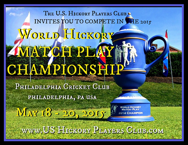 2015 World Hickory Match Play Championship