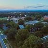 Lenoir-Rhyne University   Evening Sunset
