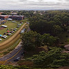 Lenoir-Rhyne University   Homecoming 2017   Aerial Panoramic