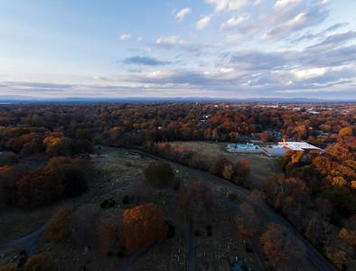 YMCA of Catawba Valley | Aerial | Fall 2015
