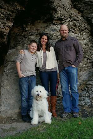 Lance and Nikki LeBaron Family