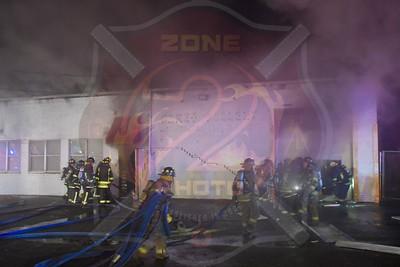 Hicksville F.D. Signal 10   Burns Ave. 1/25/20