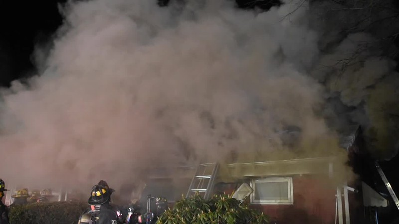 Hicksville House Fire- Paul Mazza