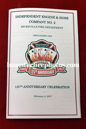 HFD  COMPANY # 2  125TH ANNIVERSARY