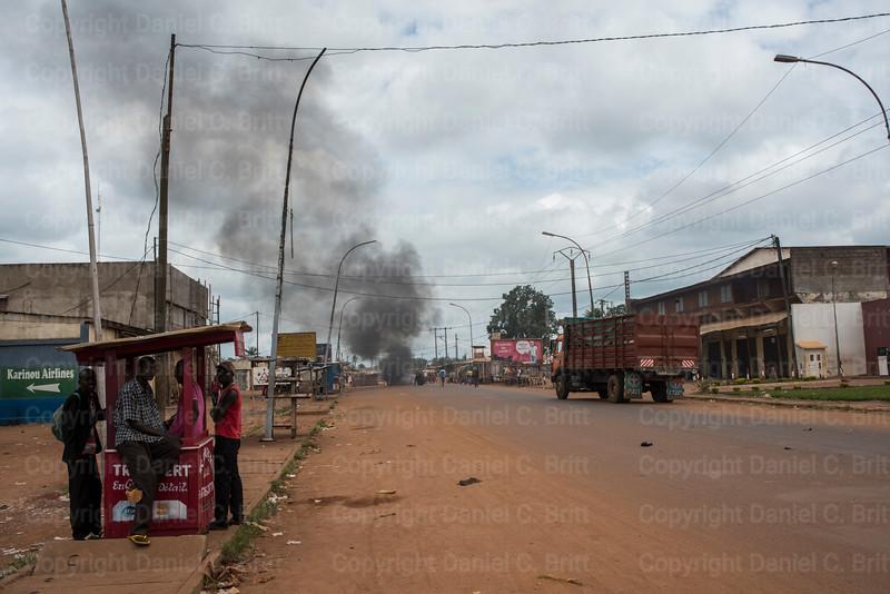 Violence in Bangui