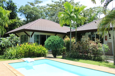 Hidden Cottage: 2 Bedroom Villa Long Beach Ko Lanta, image copyright  KoLanta.net