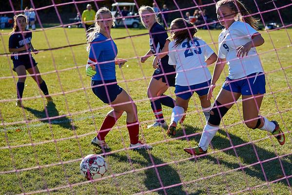 Girls Varsity Soccer vs  Holderness School JV - October 19, 2019 -229941