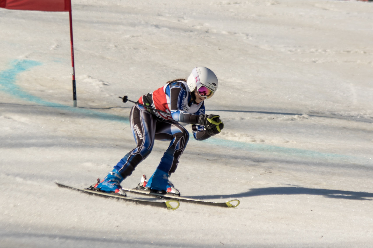Deirdre Flaherty No.22 (WPRC) 2017 PARA U12 State Championships at Roundtop Mountain Resort