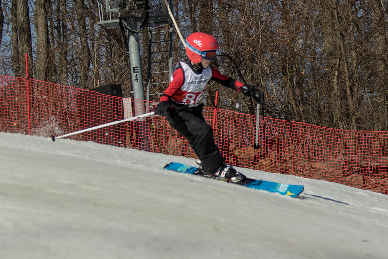 Charlie Balian No.86 (DCWST) 2017 PARA U12 State Championships at Roundtop Mountain Resort
