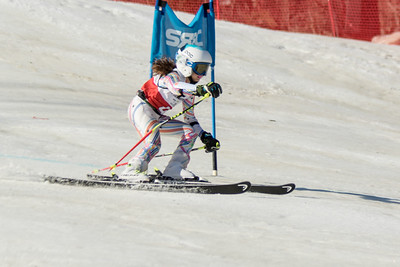 Abigail Miller No.4 (SRRC) 2017 PARA U12 State Championships at Roundtop Mountain Resort
