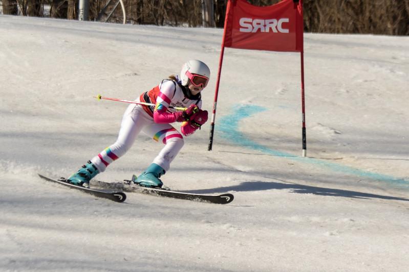 Gabriella Staback No.3 (EMSC) 2017 PARA U12 State Championships at Roundtop Mountain Resort