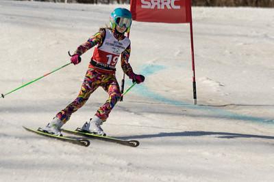 Audrey Bossola No.19 (WPRC) 2017 PARA U12 State Championships at Roundtop Mountain Resort