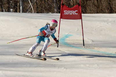 Brianne Allegra No.11 (HVRC) 2017 PARA U12 State Championships at Roundtop Mountain Resort