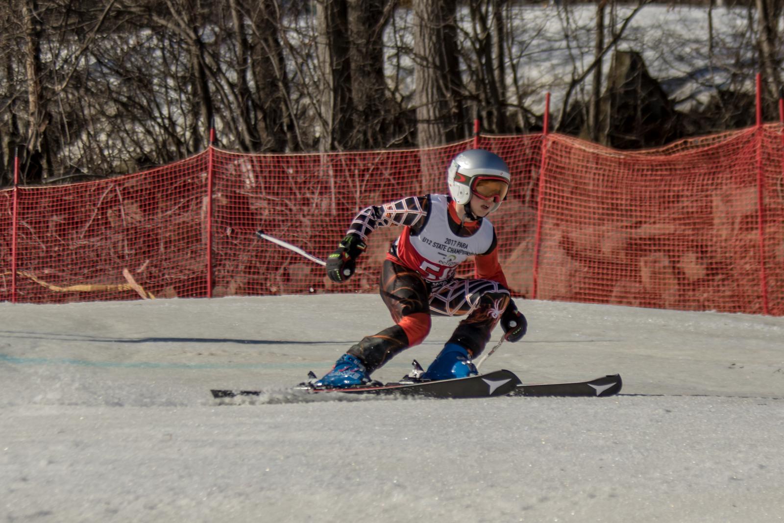 Louis Friedrich No.56 (PASEF) 2017 PARA U12 State Championships at Roundtop Mountain Resort