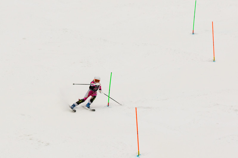 Dania STEWART No. 41 (WPRC) in the 2017 Willi's Slalom U8-U14 Women - Seven Springs