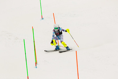 Isabella DONOFRIO No. 14 (WPRC) in the 2017 Willi's Slalom U8-U14 Women - Seven Springs