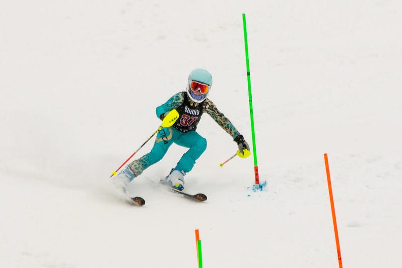 Jaclyn YODER No. 37 (DCWST) in the 2017 Willi's Slalom U8-U14 Women - Seven Springs