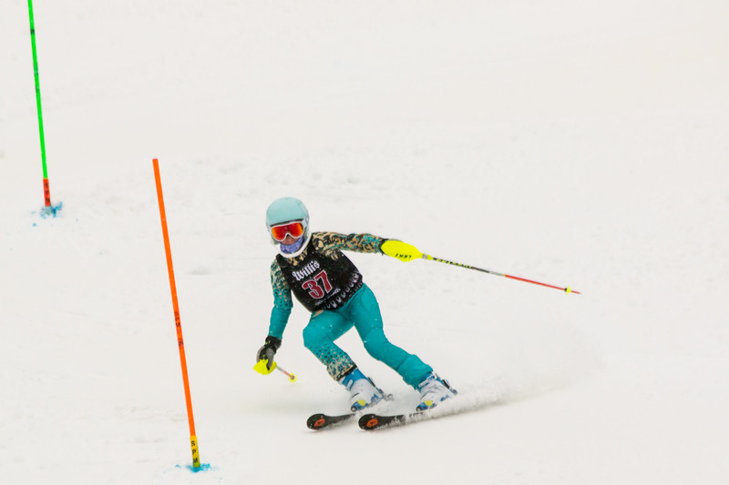 Jaclyn YODER No. 37 (DCWST) in the 2017 Willi's Slalom U8-U14 Women - Seven Springs