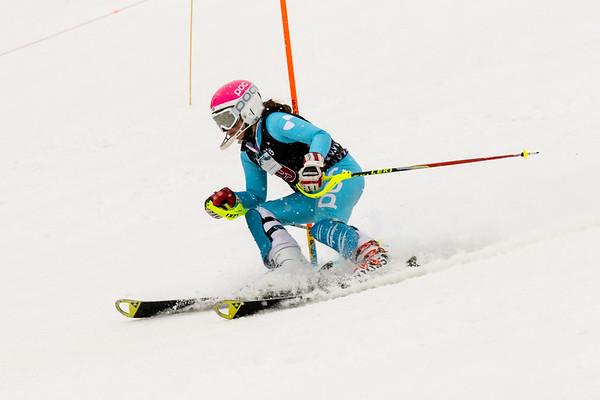 2017 Willi's Slalom U8-U14 Women at Seven springs