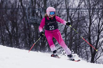 Alexsandra Schmidt No.22 (DCWST) 2018 DCWST Grenier Law Group GS Race at Wisp Resort, McHenry, MD