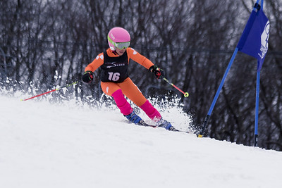 Natalia Connor No.16 (HVRC) 2018 DCWST Grenier Law Group GS Race at Wisp Resort, McHenry, MD